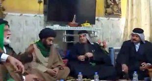 السید فرحان المریانی یتحدث عن النساب حسین ابو سعیده
