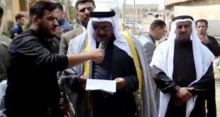 تشرفت قبیلة السادة بني جمیل المندیل بقیام دعوة للتعارف للسادة المندیل في دیالي و بغداد
